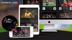 پخش مسابقات فوتبال به صورت زنده در آنتن